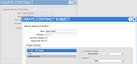 Contract-Subject